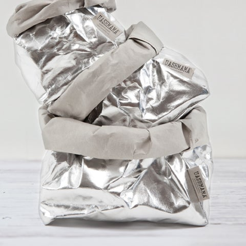 Image of Metallic Uashmama Bags