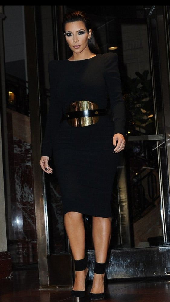 Image of KimK Milan Belt