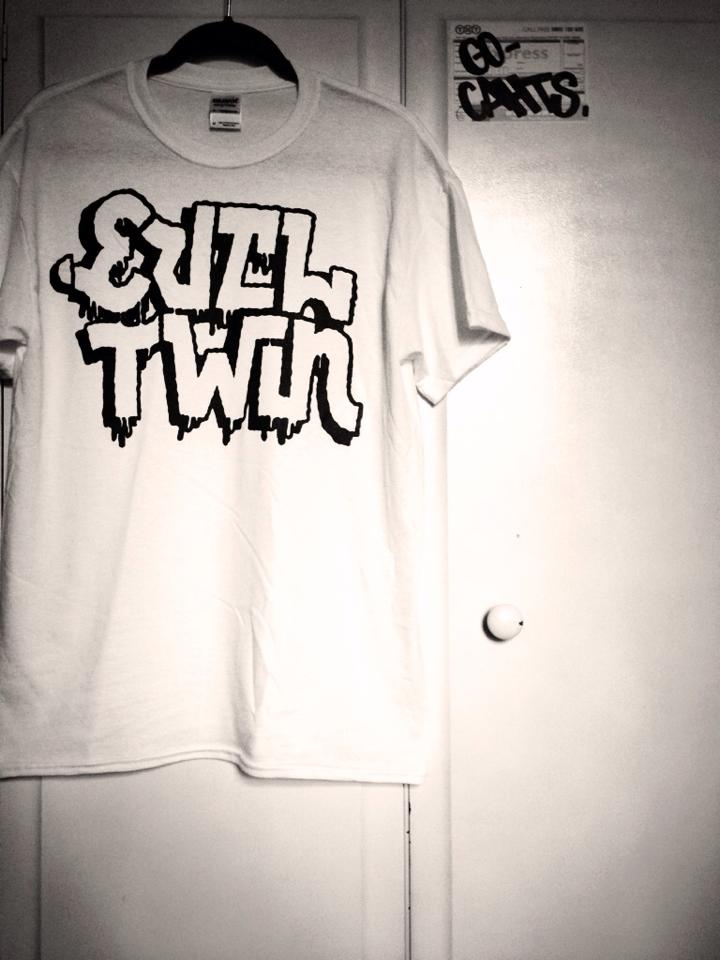 Image of EVILTWIN DRIPPY TEE