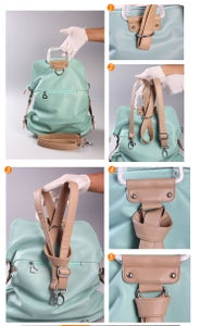 Image of  Fresh Multifunction Backpack & Handbag & Shoulder Bag
