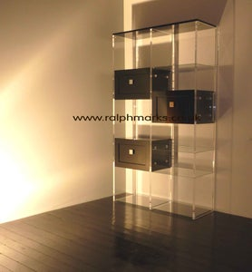Image of Acrylic Display Unit UK