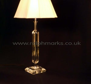 Image of Acrylic Table Lamp UK