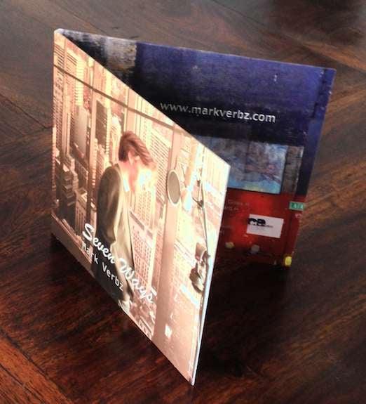 Image of Seven Ways - EP - Description en Français