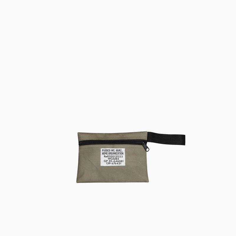 Image of PUEBCO Laminated Fabric Pouch - SHORT