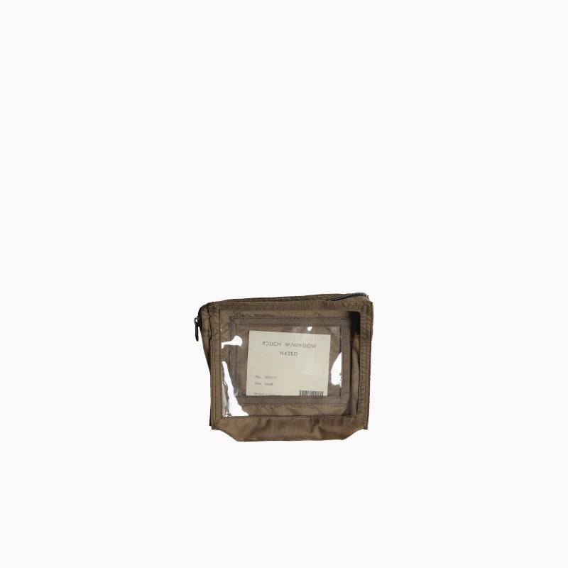 Image of PUEBCO Pouch w/ Window - SMALL