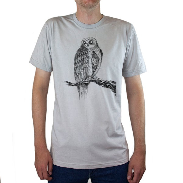 Image of Great Owl | by Dave Correia | T Shirt