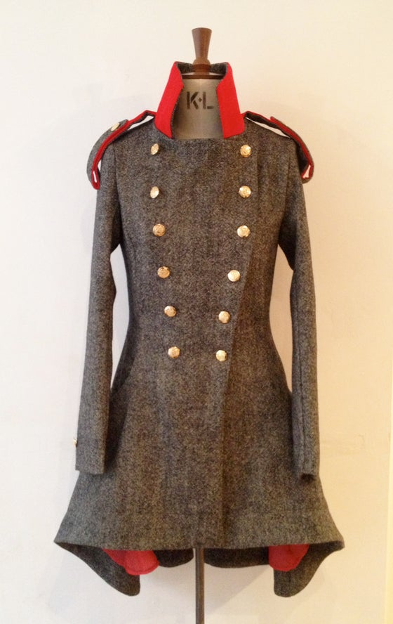 Image of Commander coat