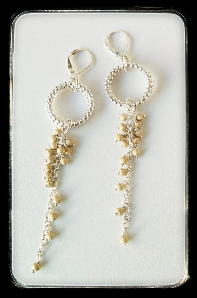 Image of glitter earrings