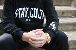 Image of STAY COLD LONGSLEEVE