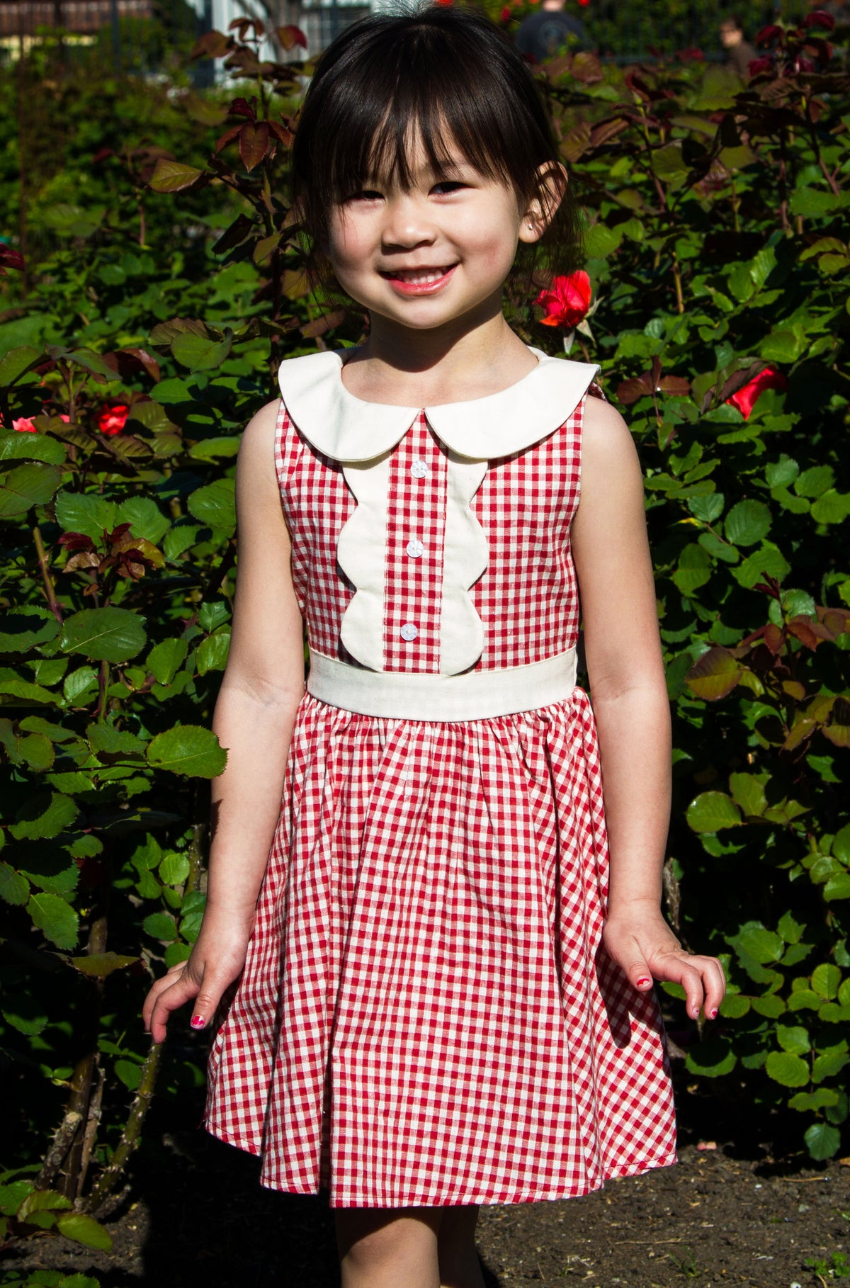 Image of Strawberry Gingham