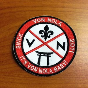 Image of Von Nola Patch