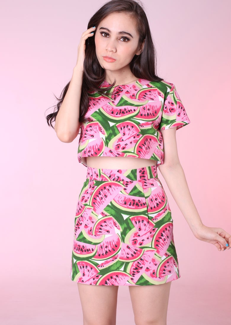 Image of Watermelon Motel 2 piece Set