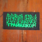 Image of Phylum 'Grindcore' Patch
