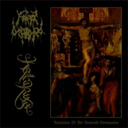 Image of Ruination of the Heavenly Communion (Split with Helcaraxe) CD/LP