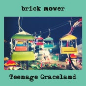 "Image of brick mower ""Teenage Graceland"" LP"