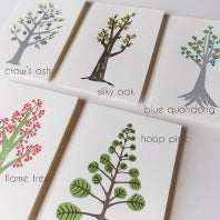 Image of Iconic Trees Cards
