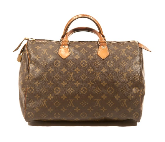 Image of Louis Vuitton Speedy 35