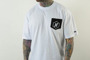 Image of SCALES OF LIFE POCKET TEE