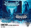 KONKEROR - The Abysmal Horizons LIMITED DIGIPACK