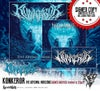 KONKEROR - The Abysmal Horizons SIGNED DIGIPACK - Limited!
