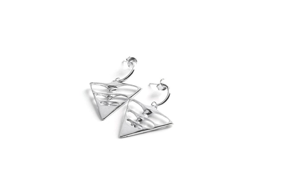 Image of Vertebrado earrings
