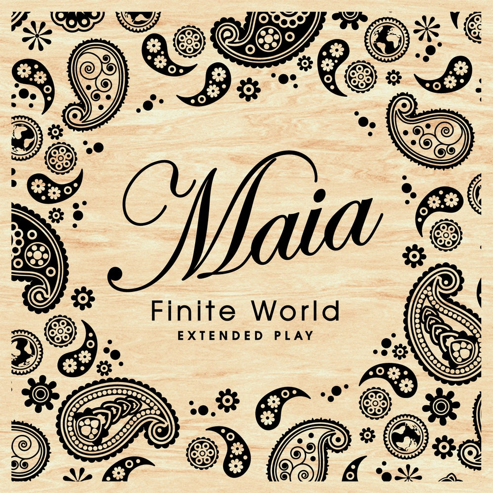 Image of Maia- Finite World CD EP