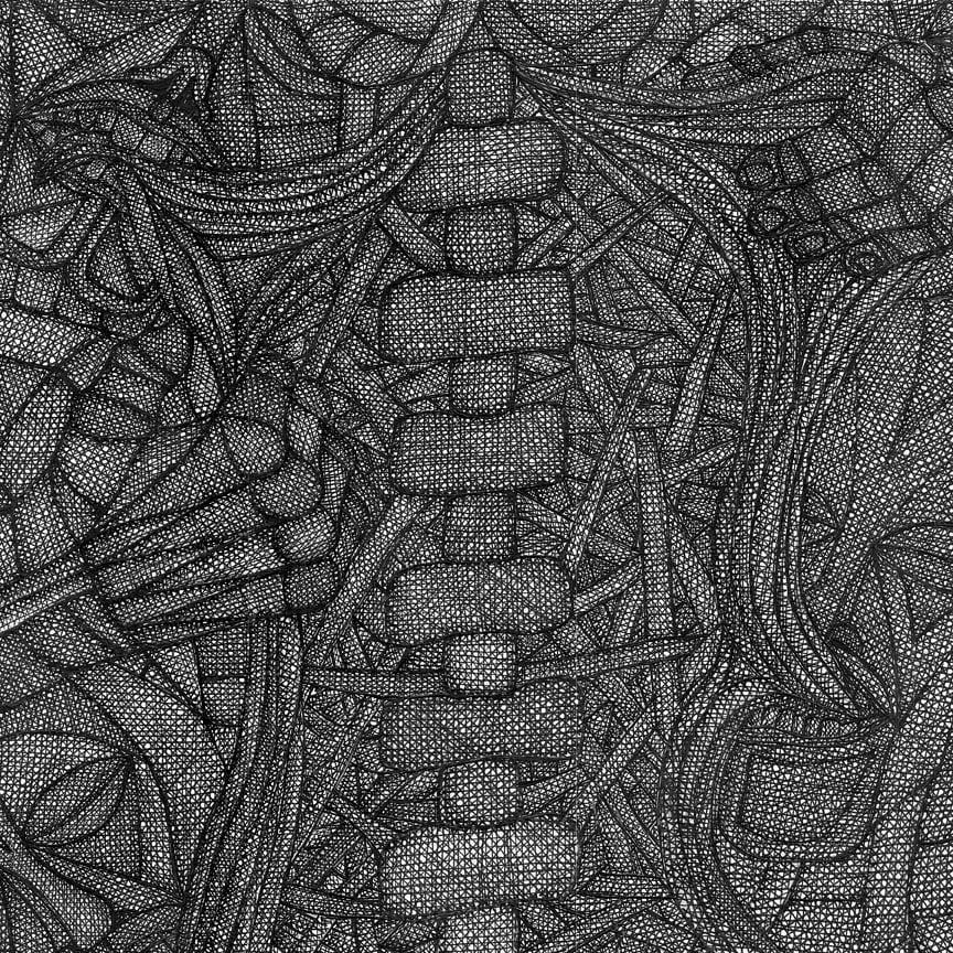 "Image of Fadensonnen ""Badlands"" LP (OH0002)"