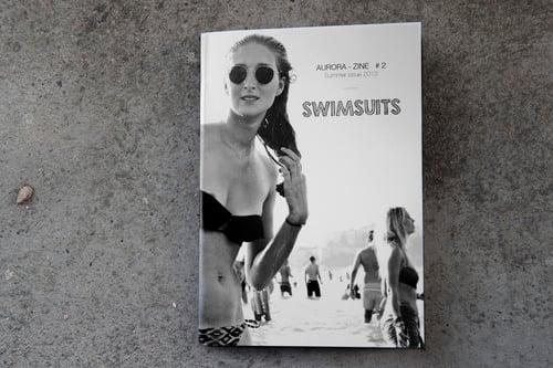 Image of AURORA-ZINE #2 SWIMSUITS