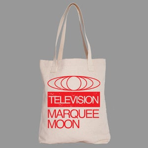 Television - Globe Tote Bag