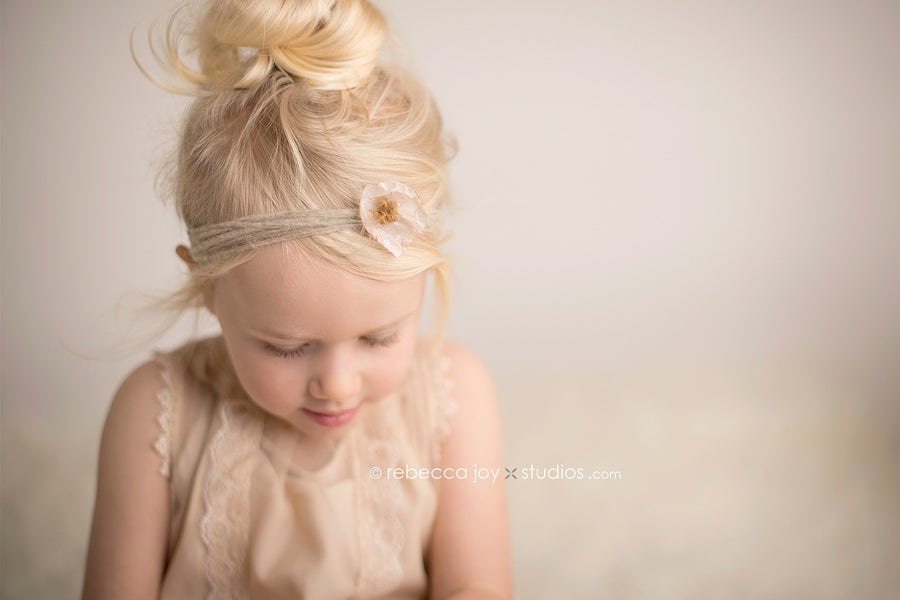 Image of {Organics Collection} Sweet Heart Headband