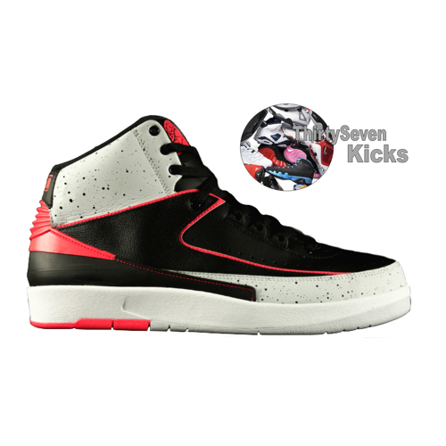 "Image of Jordan Retro 2 ""Infrared 23"" Preorder"