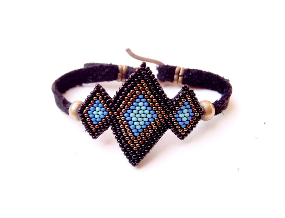 Image Of Third Eye Bracelet Black
