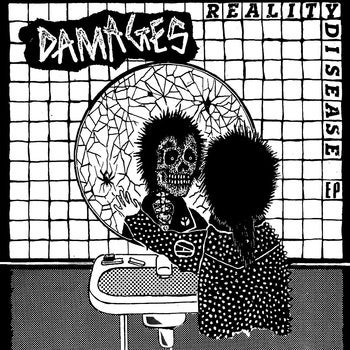 Image of Damages - Reality Disease 7""