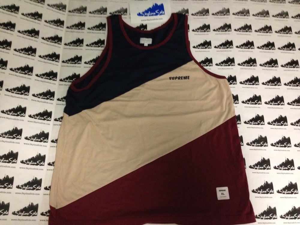Image of DS Supreme 3 Color Tank S/S 2013