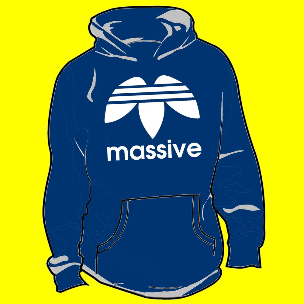 Image of Massive Logo: Pullover Hoodie
