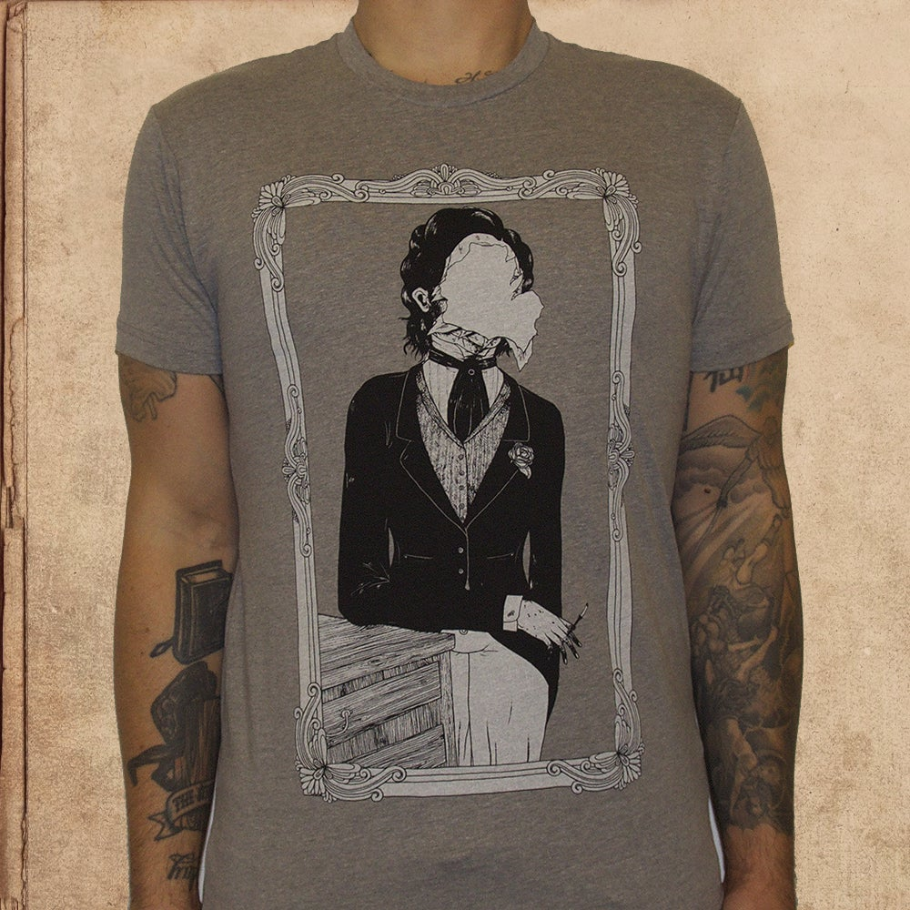 Image of Portrait of Dorian Gray - grey - unisex