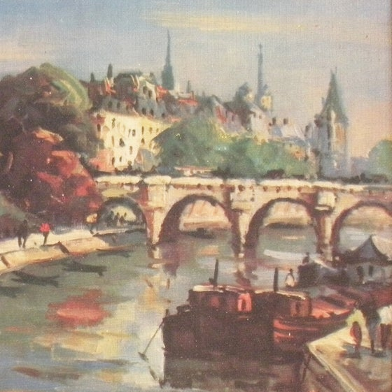 Image of The Seine