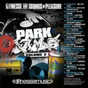 Image of PARK JAMS MIX (80s HIP HOP) VOL. 2