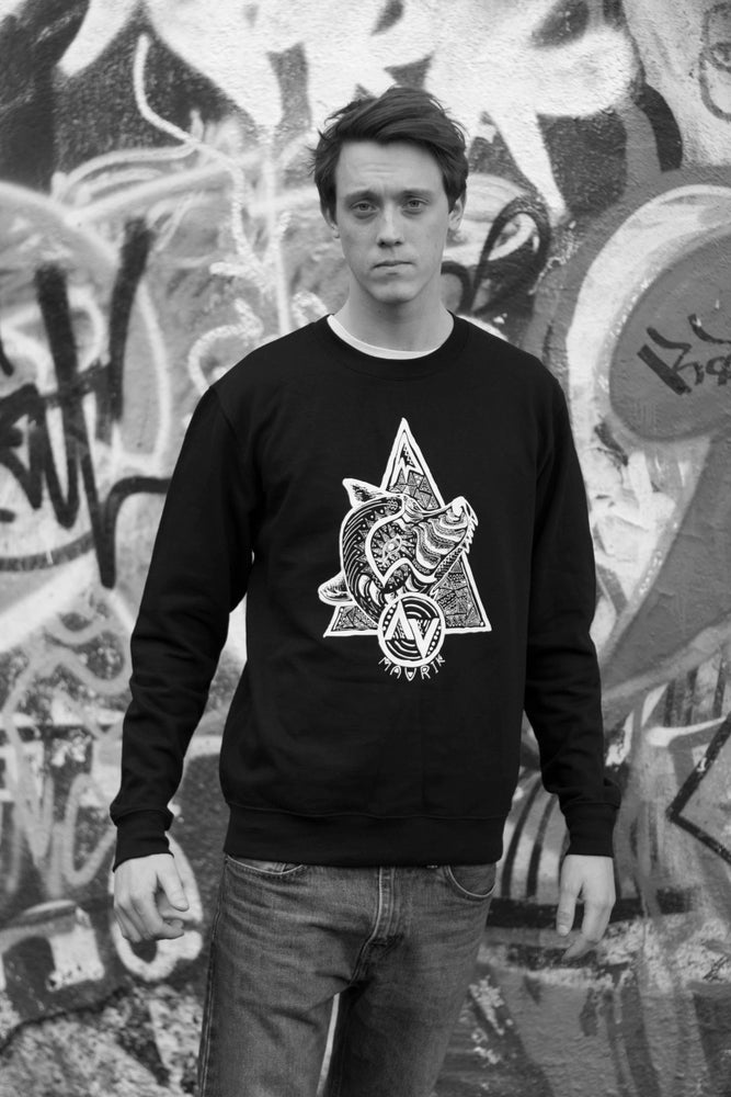 Image of Mavrik Jumper (Black)