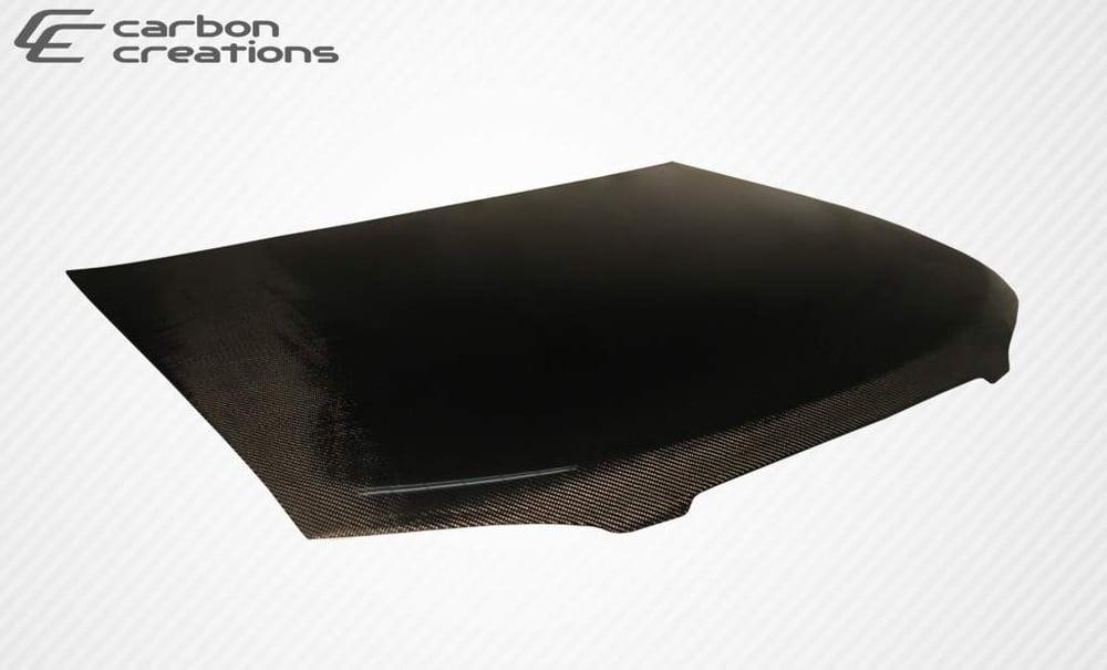 Image of (B15) Carbon Fiber Hood 00-03 All Sentras