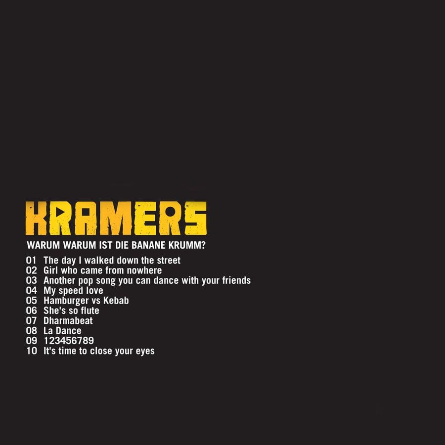 Image of KRAMERS - Warum warum ist die banane krumm?
