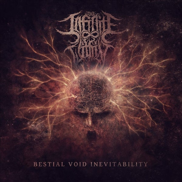 Image of THE INFINITE WITHIN - Bestial Void Inevitability CD