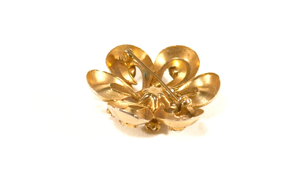 Image of broche flor