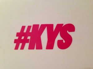 Image of #KYS