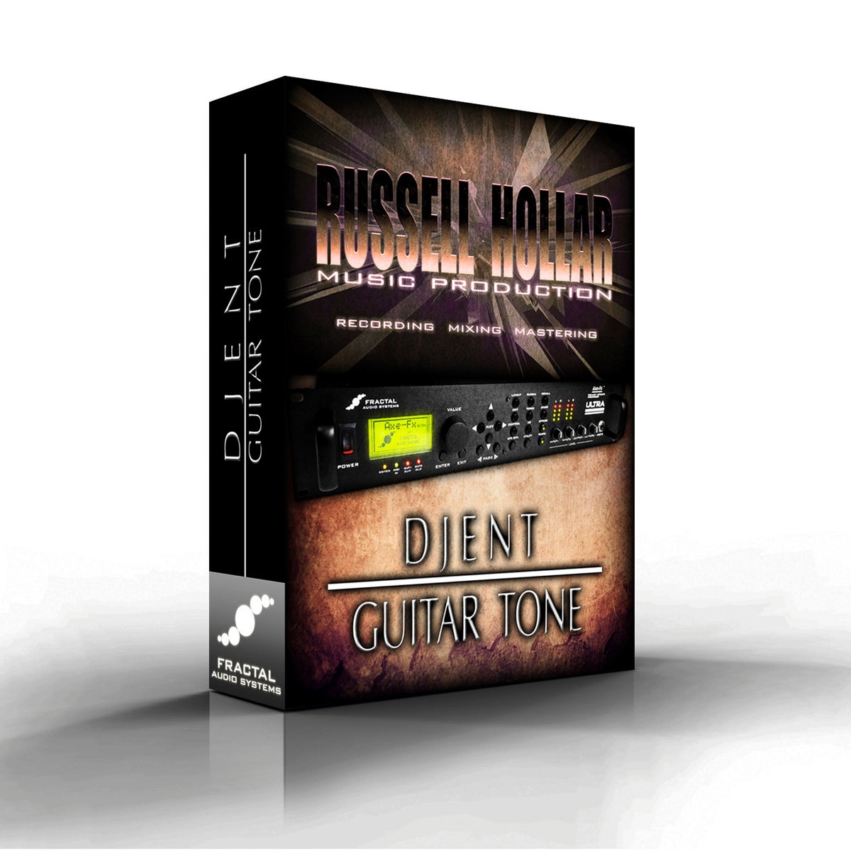 axe fx ultra djent guitar tone russell hollar music production store. Black Bedroom Furniture Sets. Home Design Ideas
