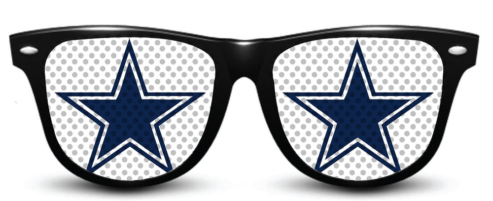 Image of My Custom Specks Dallas Cowboys Specks