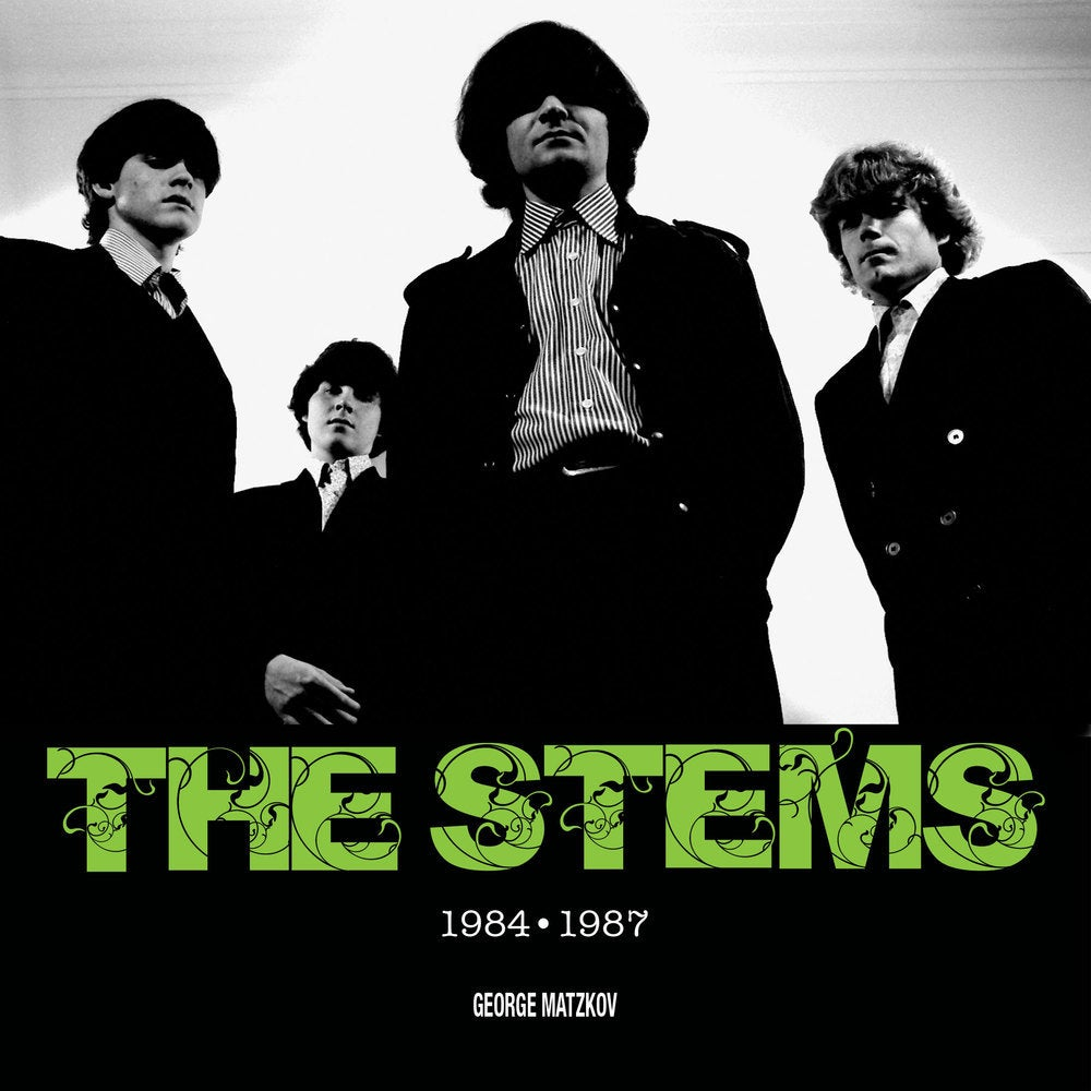 THE STEMS ~ 1984 • 1987 (BOOK + CD)