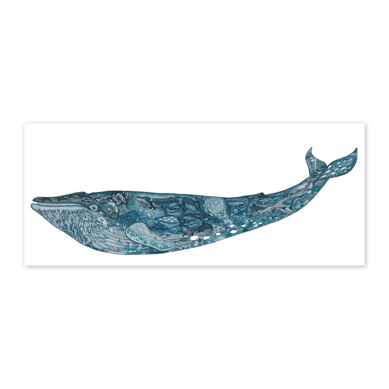 Image of Blue Whale Noah's Ark