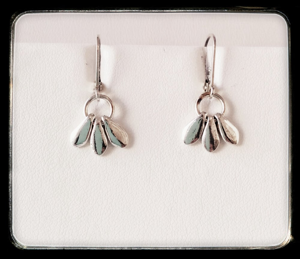 Image of trio earrings