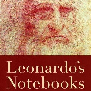 Image of Leonardo's Notebooks: Writing and Art of the Great Master
